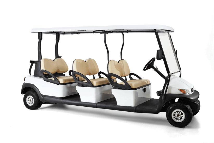 Ambassador-รถกอล์ฟไฟฟ้า6ที่นั่ง