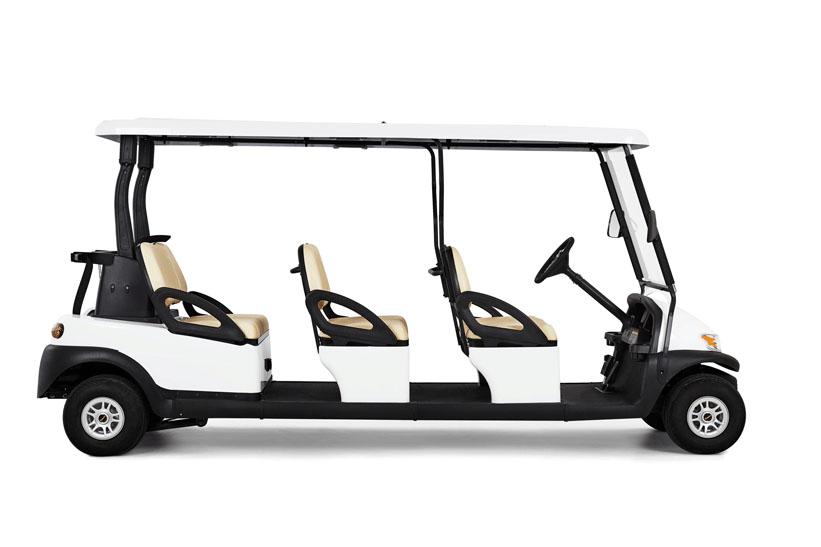 Ambassador-รถกอล์ฟไฟฟ้า6ที่นั่ง 4