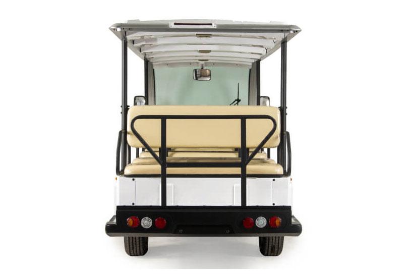 Transporter-14 รถไฟฟ้าขนาด14ที่นั่ง-2