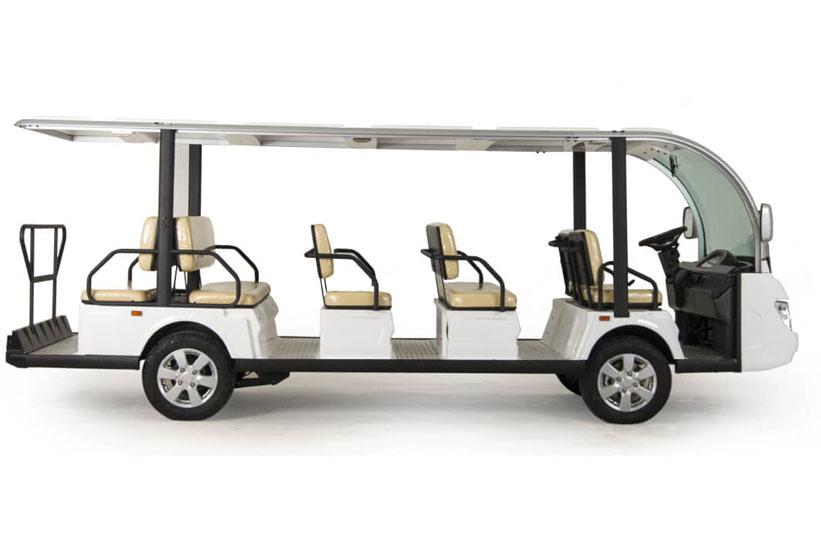 Transporter-14 รถไฟฟ้าขนาด14ที่นั่ง-4