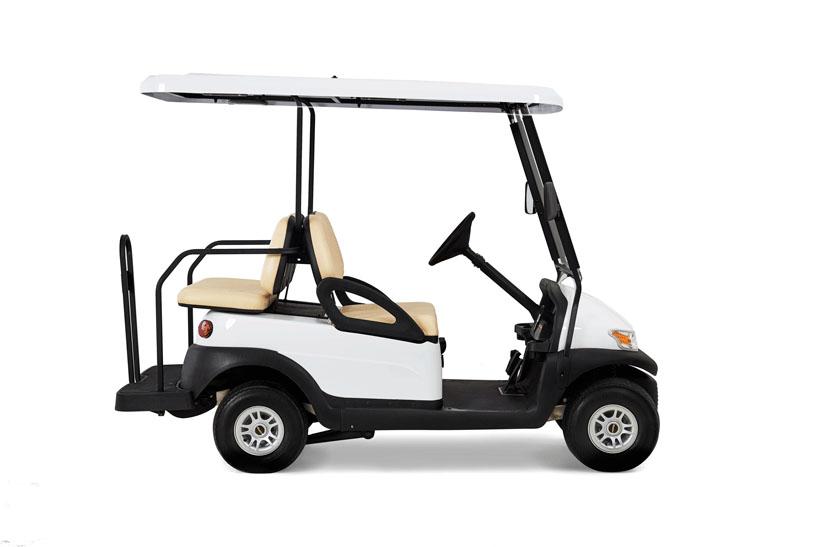 รถกอล์ฟไฟฟ้า 4 ที่นั่ง Rider Plus-4