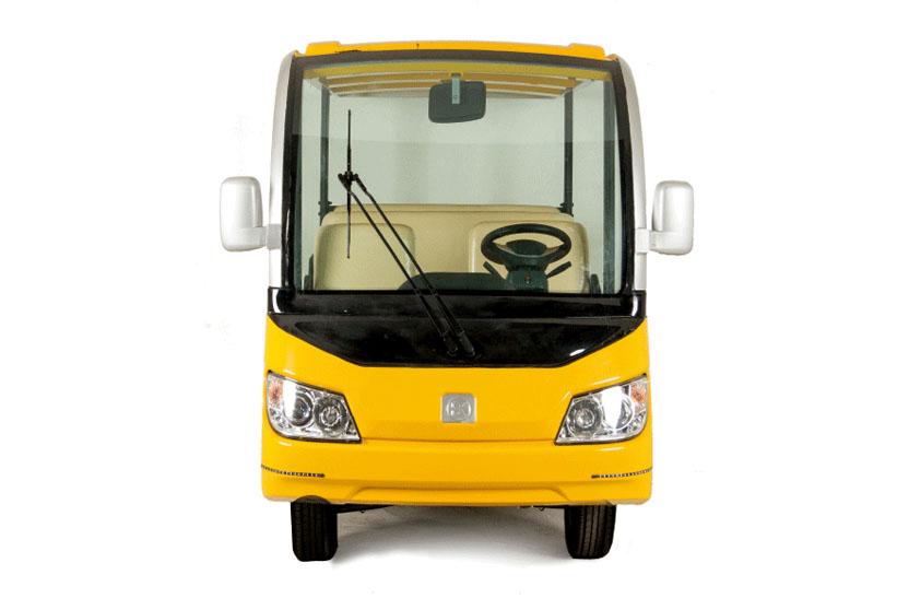 รถกอล์ฟไฟฟ้า motor กำลังสูง 8 ที่นั่ง transporter8-2