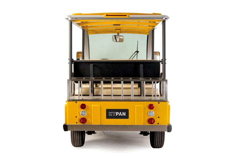 รถกอล์ฟไฟฟ้า motor กำลังสูง 8 ที่นั่ง transporter8-3