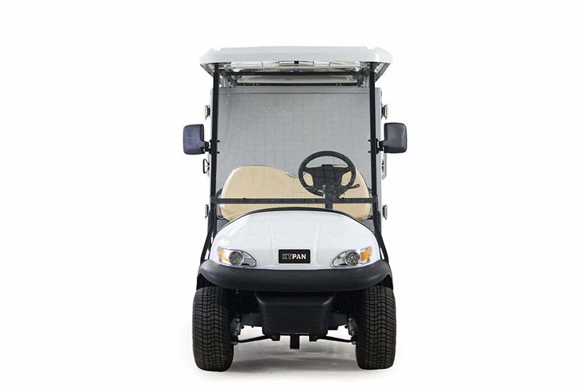 Butler-รถกอล์ฟไฟฟ้า2ที่นั่งพร้อมตู้อเนกประสงค์ด้านหลัง12