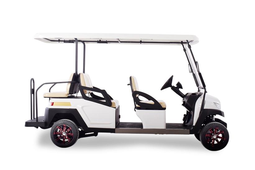 Chairman-M-Plus-รถกอล์ฟไฟฟ้า6ที่นั่ง 4