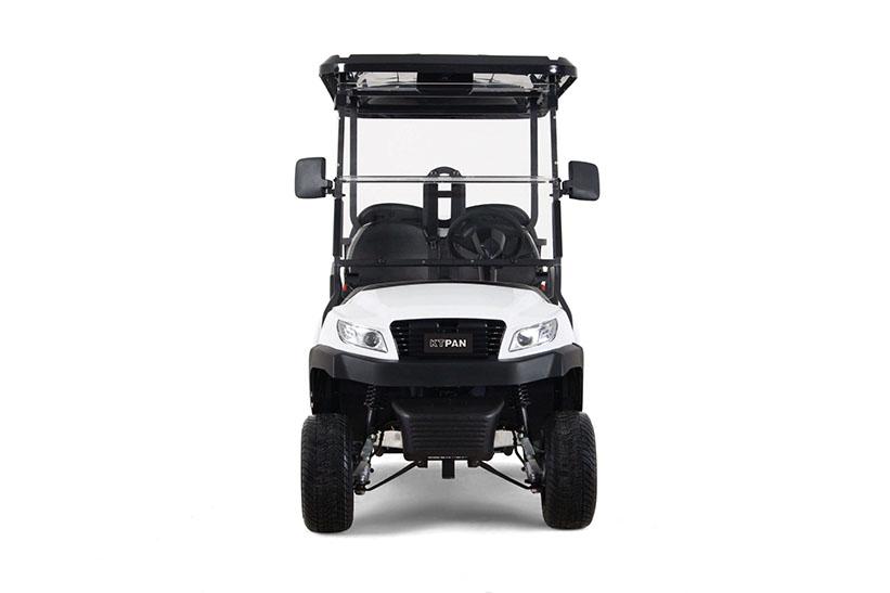 RiderPlus–M-รถกอล์ฟไฟฟ้า2ที่นั่ง+2ที่นั่งหันหลังเบาะพับได้2
