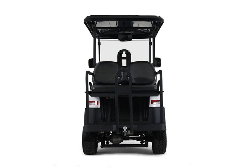 RiderPlus–M-รถกอล์ฟไฟฟ้า2ที่นั่ง+2ที่นั่งหันหลังเบาะพับได้3