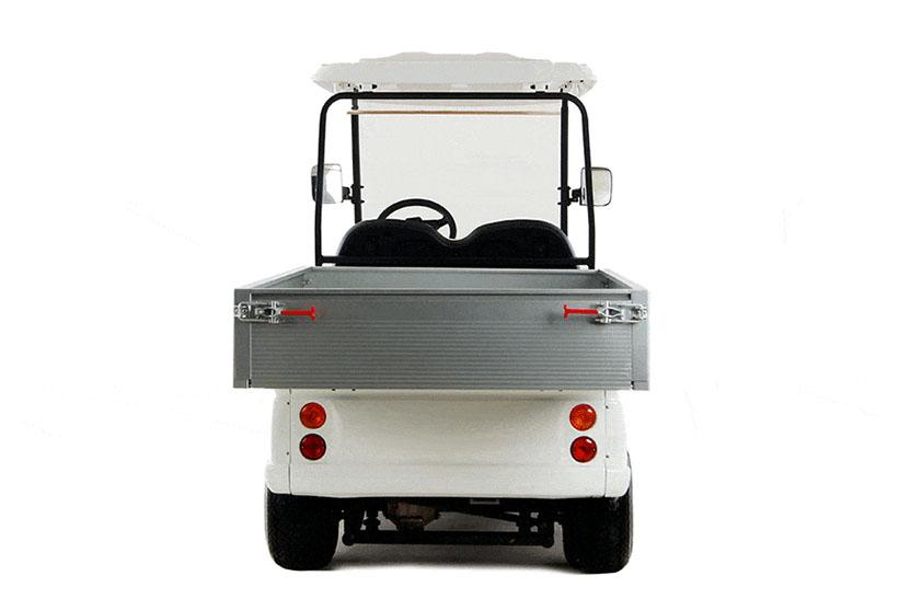 cargo-รถกอล์ฟไฟฟ้า 2 ที่นั่งพร้อมกระบะอเนกประสงค์ด้านหลัง3