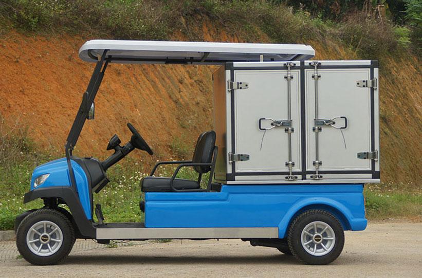 รถตู้ขนของ รถกอล์ฟไฟฟ้า ktpan model M 1