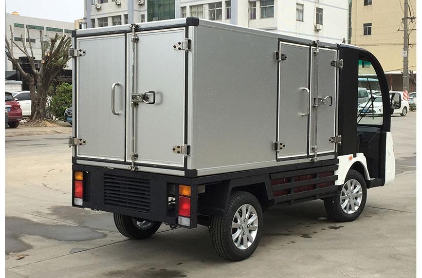 รถตู้ขนของไฟฟ้า งาน custom ktpan 7