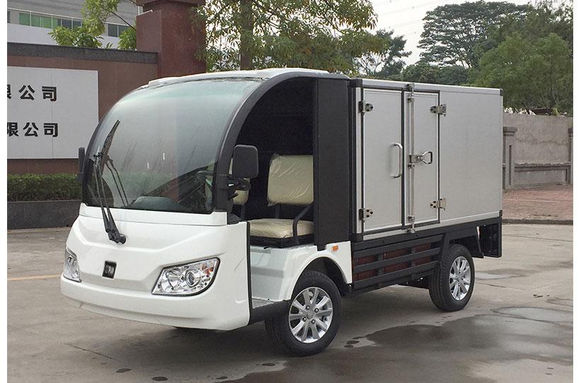 รถตู้ขนของไฟฟ้า งาน custom ktpan 5