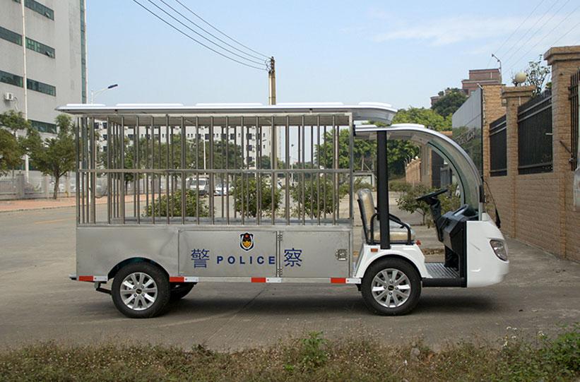 รถไฟฟ้าขนส่งนักโทษ งานราชการ 1