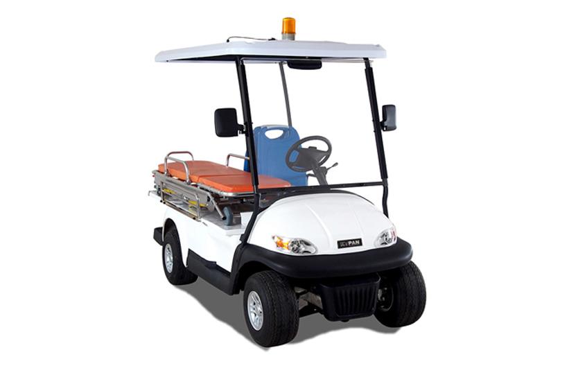 รถพยาบาลไฟฟ้า รถกอล์ฟไฟฟ้า ktpan model A 1