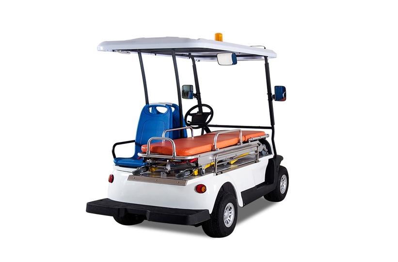 รถพยาบาลไฟฟ้า รถกอล์ฟไฟฟ้า ktpan model A