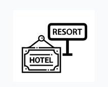โรงแรม-รีสอร์ท