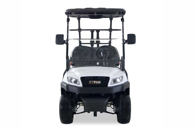ด้านหน้า รถกอล์ฟไฟฟ้า ktpan model M