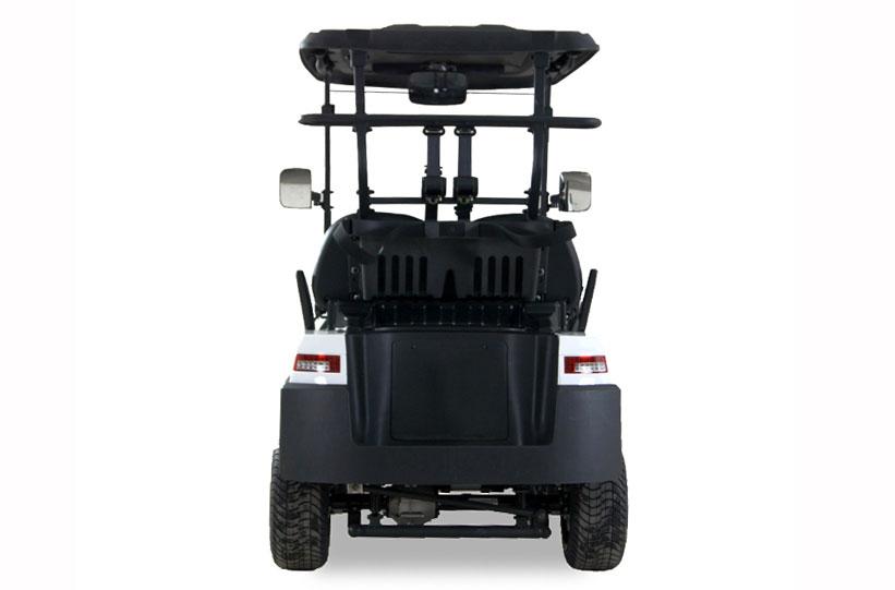 ด้านหลัง รถกอล์ฟไฟฟ้า ktpan model M